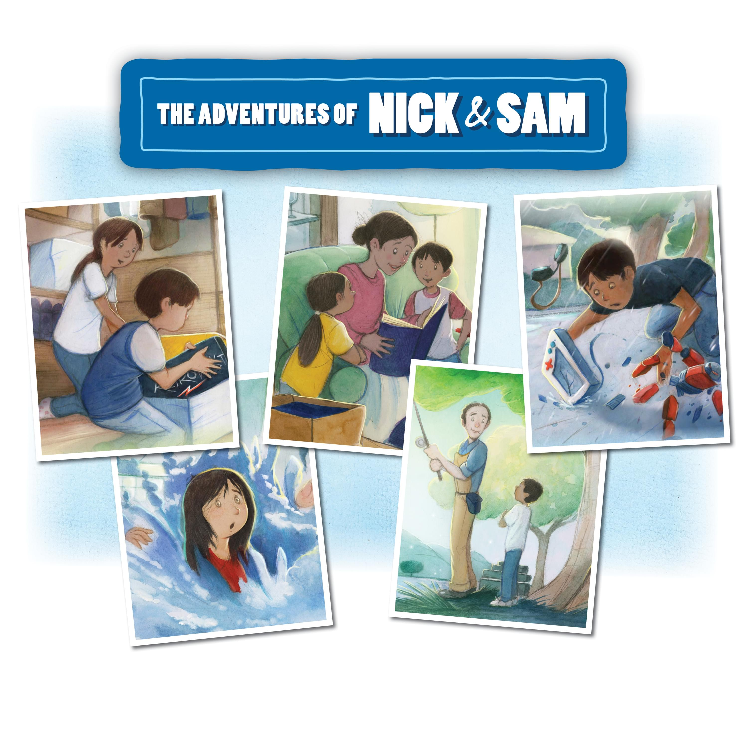 The Adventures of Nick and Sam